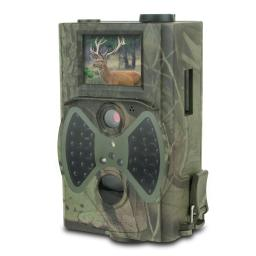 "Amcrest ATC-1201 12MP Digital Game Cam Trail Camera with Integrated 2"" LCD Screen (Camo Green)"