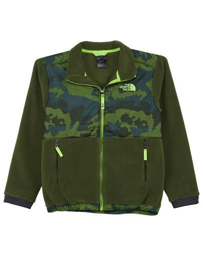 North Face Denali Jacket Big Kids Style : A2tla