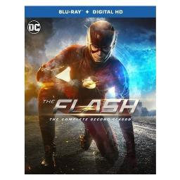 Flash-complete season 2 (blu-ray/ultra violet/4 disc) BR586253