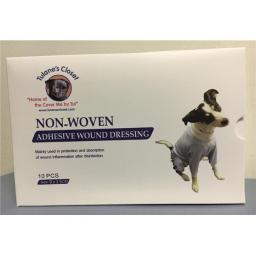 Cover Me by Tui CoverMeBandageLG 9 x 15 cm Adhesive Wound Dressing - Large, Box of 10