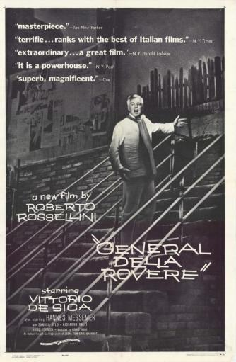 General Della Rovere Movie Poster Print (27 x 40) 40C8UEWPP1AW8VFV