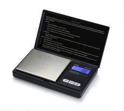 American Weightscales Aws-250-blk American Weigh Scales Signature Series Black Aws-250-blk Digital Pocket Scale 250 By