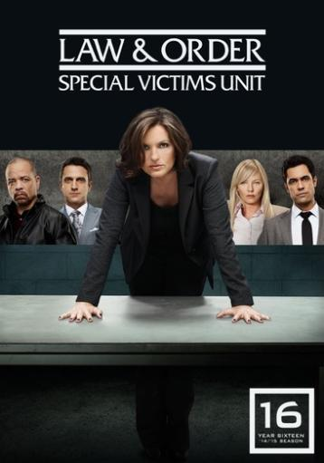 Law & order-special victims unit-season 16 (dvd) (5discs)