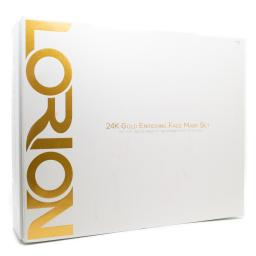Lorion 24K  GOLD Enriching Face Mask Set with Key Ingredients to Repair, Recharge, and Rejuvenate Sk