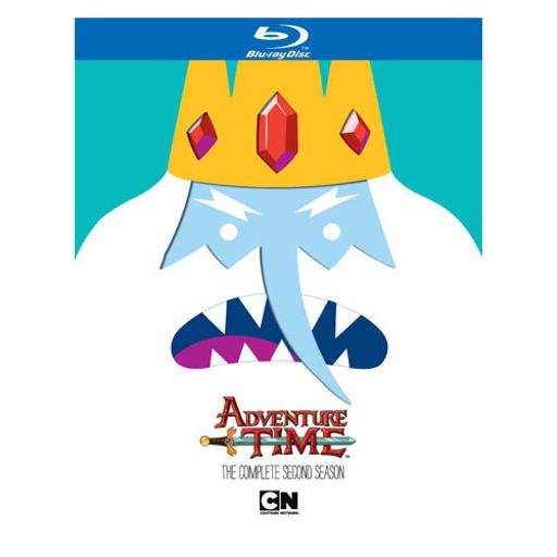 Cartoon network-adventure time-complete 2nd season (blu-ray) 1491224