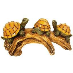 Southwire 91515 Mr Turtles On A Log Solar Ligh