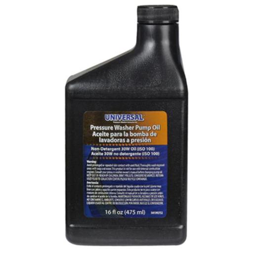 Apache 99002126 30W, Pressure Washer Pump Oil
