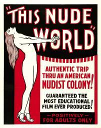 This Nude World 1933. Movie Poster Masterprint EVCMCDTHNUEC001HLARGE