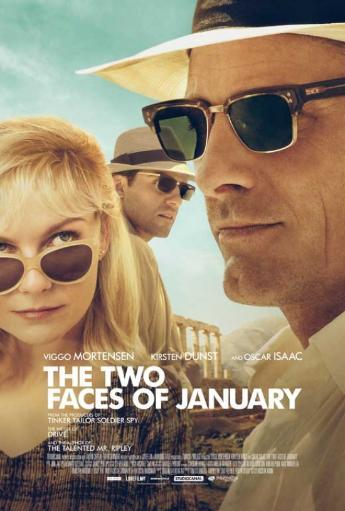 The Two Faces of January Movie Poster (11 x 17) ZHVRHTOSKPXFMAAY