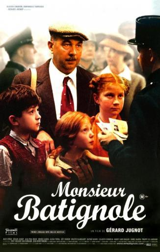 Monsieur Batignole Movie Poster (11 x 17)