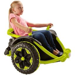 Fisher-price fgf77 wild thing power wheels ride