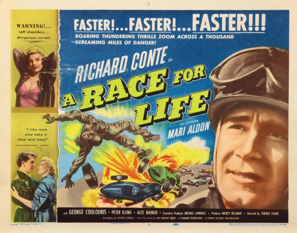 A Race For Life Still