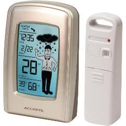Chaney Instruments 00827A1 Acu Wrls Therm Forecast