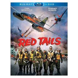 Red tails (blu-ray/dvd/2 disc/ws-2.40/eng-fr-sp sub) BR2279205