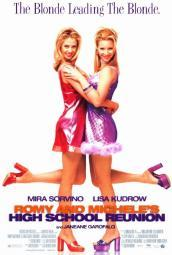 Romy and Michele's High School Reunion Movie Poster (11 x 17) MOVCE3028