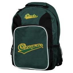"""Oregon Ducks NCAA Concept One """"Southpaw"""" Team Color Backpack"""