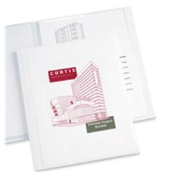 Avery Consumer Products AVE47671 Presentation Book- 12 Pages- 8-.50in.x11in.- White