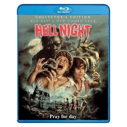 Hell night collectors edition (blu ray/dvd) (ws/1.85:1) BRSF17855