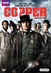 Copper-season 2 (dvd/3 disc/ws-16x9) DE402684D