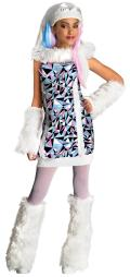 Monster High Abbey Bominable Costume  Medium RU881362MD