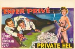 Private Hell 36 Movie Poster (17 x 11) MOV363560