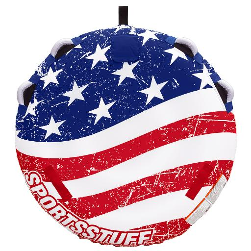 Sportsstuff stars n' stripes towable - 2 person S7WY4IJJDC702IXY