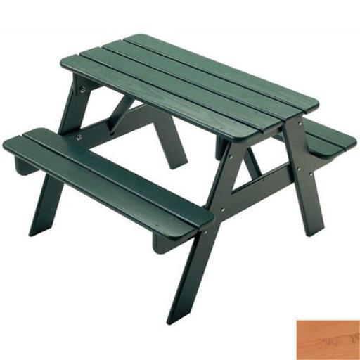 Little Colorado 144NA Childs Picnic Table in Natural
