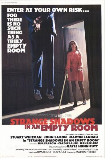 Strange Shadows in an Empty Room Movie Poster Print (27 x 40) 1078408
