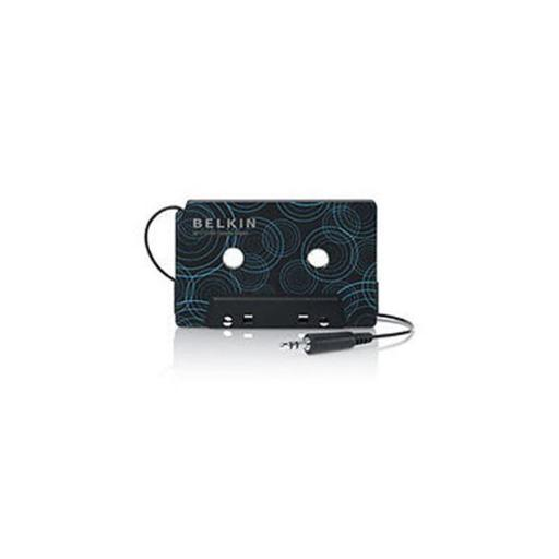 Belkin BEL78711 Cassette Adapter for MP3 Players - Black