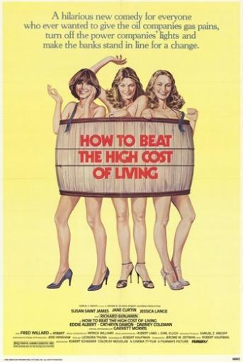 How to Beat the High Cost of Living Movie Poster (11 x 17) 9UE36BJB2XDRTX5G