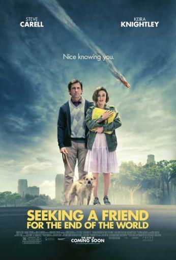 Seeking a Friend for the End of the World Movie Poster Print (27 x 40) TDZBKBKVYNH5EH2R