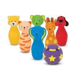 Melissa & doug 9160 bowling friends baby play ks