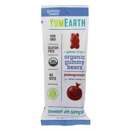 YumEarth - Organic Gummy Bears Pomegranate