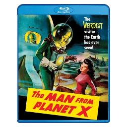 Man from planet x (blu ray) (ws) BRSF17562