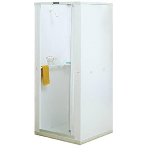 E.L. Mustee 745465 32 x 32 in. Standing Shower Stall