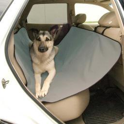 K&H Pet Products 7852 Gray K&H Pet Products Car Seat Saver Gray 54 X 58 X 0.25