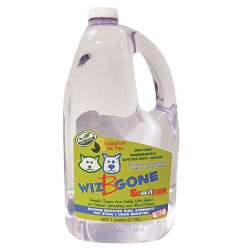 Schoochie Pet 110 Gallon Wiz B Gone Stain & Odor Remover for Carpet and Upholstery SKO1W7ONYJQCZWK7