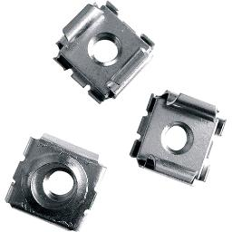Middle atlantic products cn1032-50 50pc 10/32 cage nuts