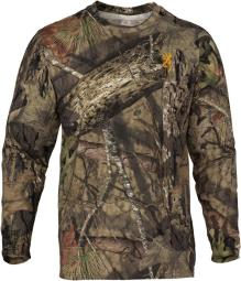 Browning 3017822804 bg wasatch-cb t-shirt l-sleeve mo-breakup country camo x-lg