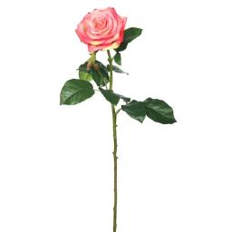 Vickerman FA173904 Real Touch Floral Stem, Rose Pink - 26 in. - Pack of 3