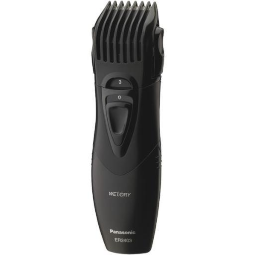Panasonic Er2403K Wet/Dry Hair & Beard Trimmer