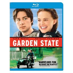 Garden state (blu-ray/ws-2.35/eng-fr-sp sub) BR2291986