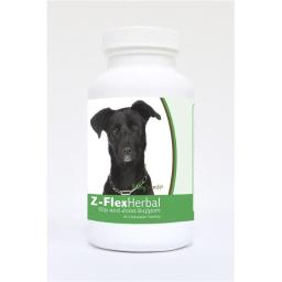 Healthy Breeds 840235123255 Mutt Natural Joint Support Chewable Tablets - 60 Count
