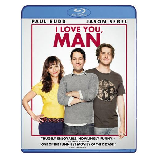 I love you man (blu ray) (ws) FH7Z6RW5YQATGUML