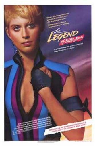The Legend of Billie Jean Movie Poster (11 x 17) SC7YMRLVRQEYWOU2