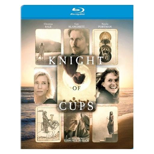 Knight of cups (blu ray) YYR6CC2FPNXB60W1
