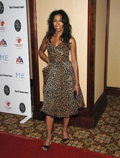 Khandi Alexander At Arrivals For 29Th Annual The Gift Of Life Gala, Century Plaza Hotel, Los Angeles, Ca, May 18, 2008. Photo By Michael.
