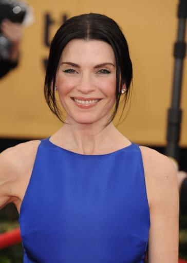 Julianna Margulies At Arrivals For 21St Annual Screen Actors Guild Awards - Arrivals 1, The Shrine Exposition Center, Los Angeles, Ca January 25.