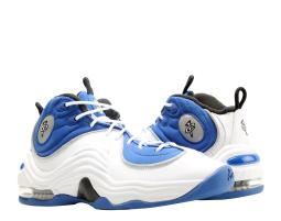 Nike Air Penny II 2 College Blue//Black-White 820249-400 Grade-School SZ 7Y