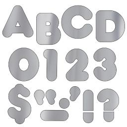 Trend (3 pk) ready letters 2in casual